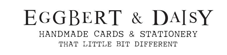 Eggbert & Daisy, site logo.