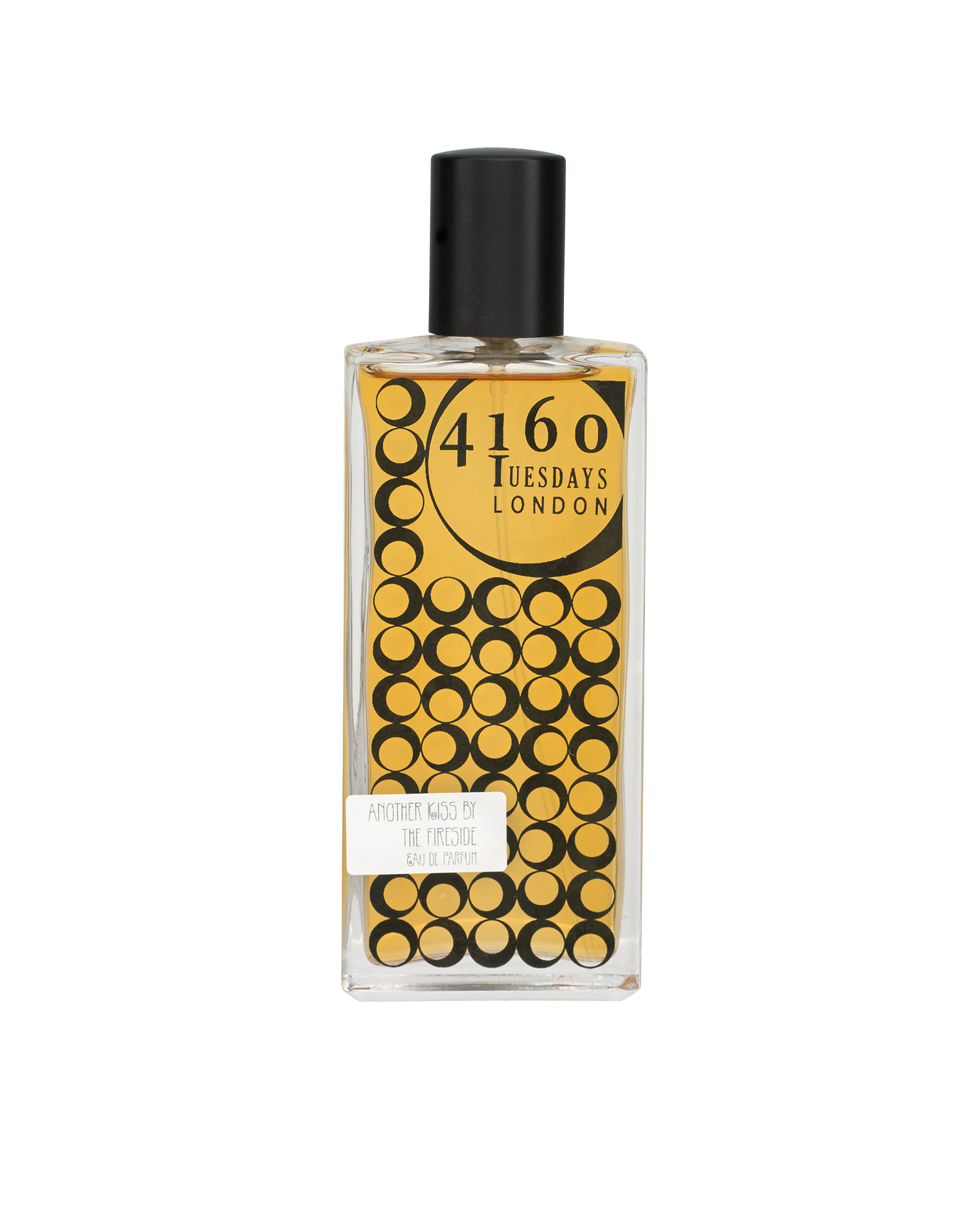 4160Tuesdays perfume Another Kiss by the Fireside in black bottle
