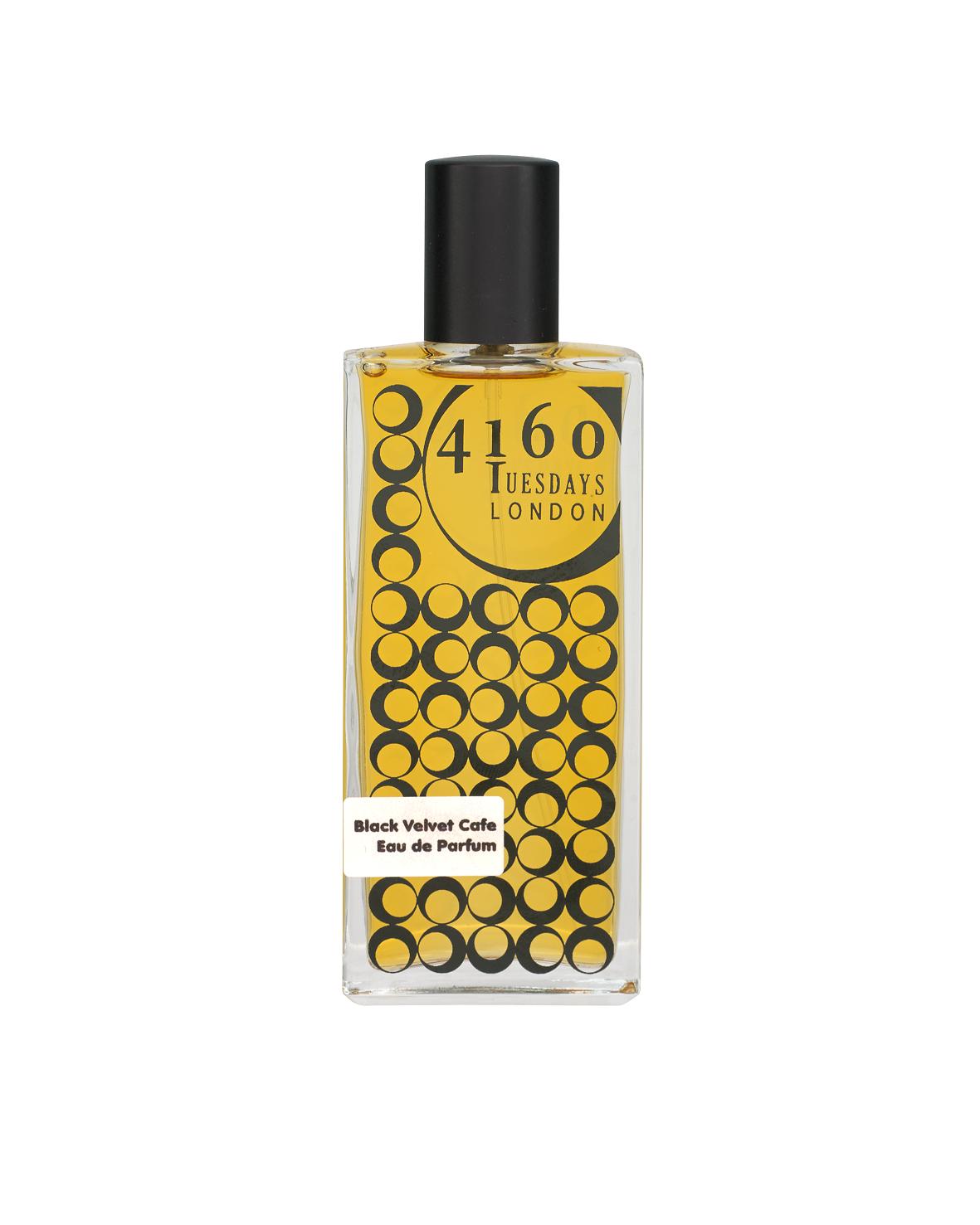 4160Tuesdays perfume in black bottle
