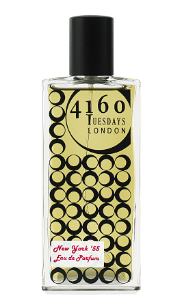 Bottle of 4160Tuesdays perfume