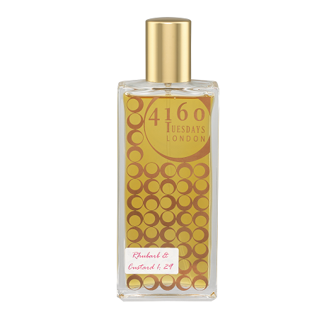 4160Tuesdays perfume in gold bottle