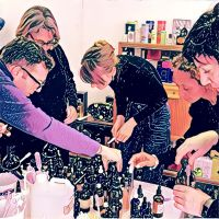 Voucher - an afternoon of perfume making