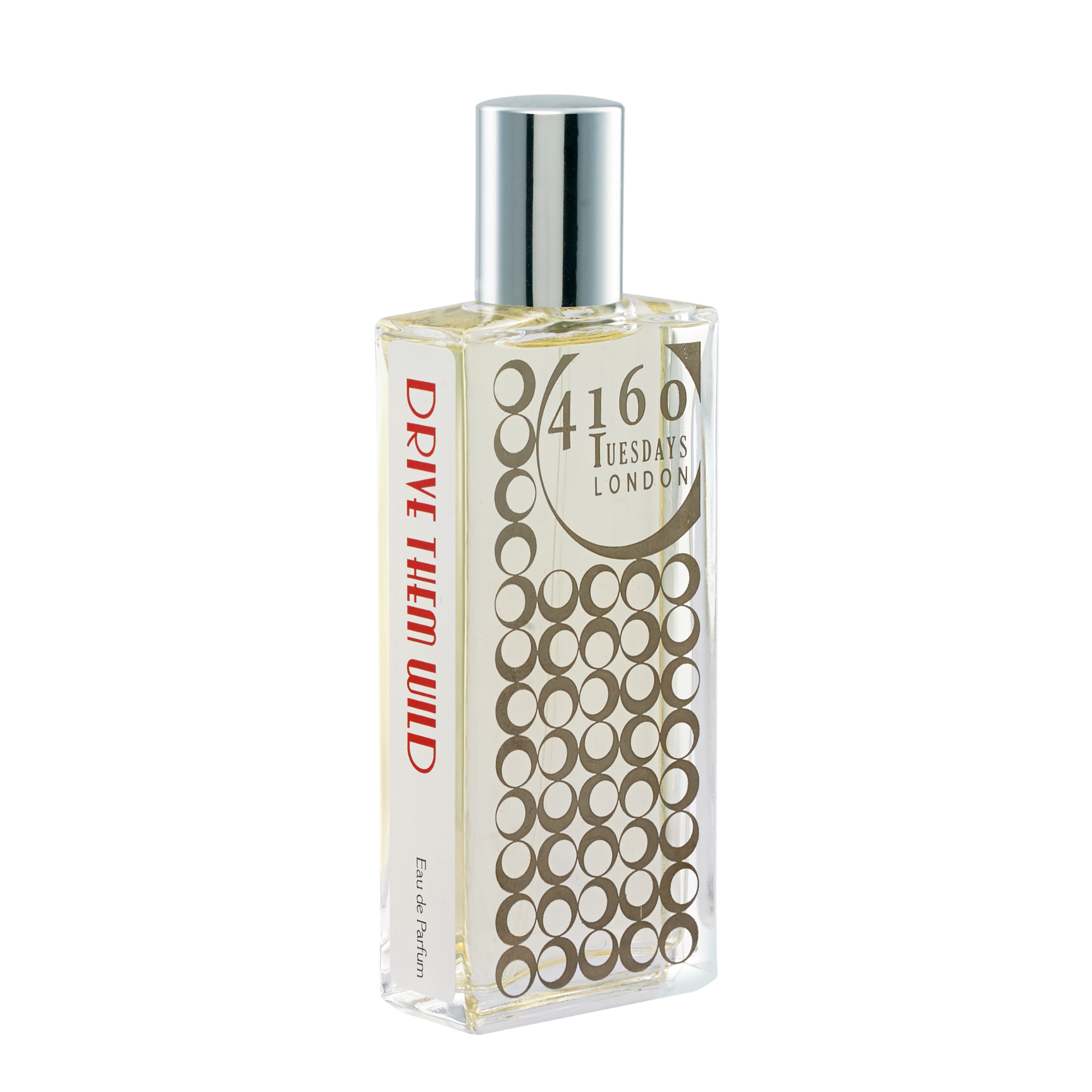 4160Tuesdays perfume in silver bottle