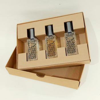 2020 Triplets: trios of 15ml fragrances