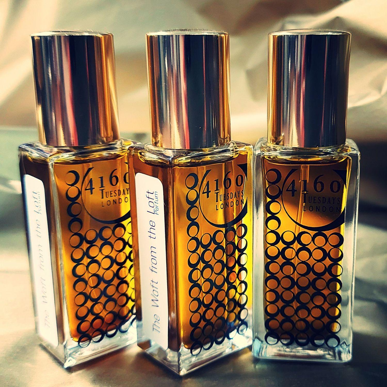 3 bottles of 4160 Tuesdays perfume