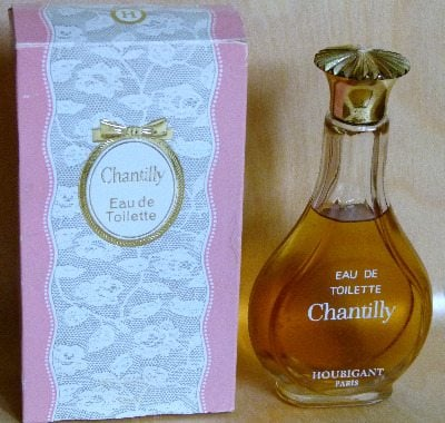 Houbigant Chantilly EDT 1950s - 80s