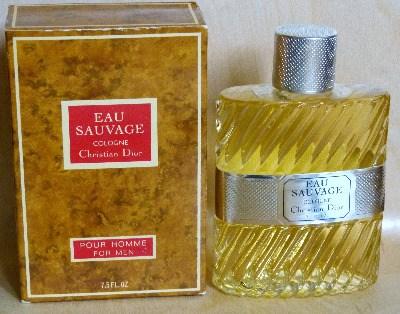 Dior Eau Sauvage, Vintage 70s - 80s EDT