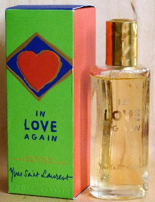 YSL In Love Again, original formula EDT