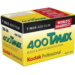 KODAK T MAX 400 ISO 36 EXP FILM