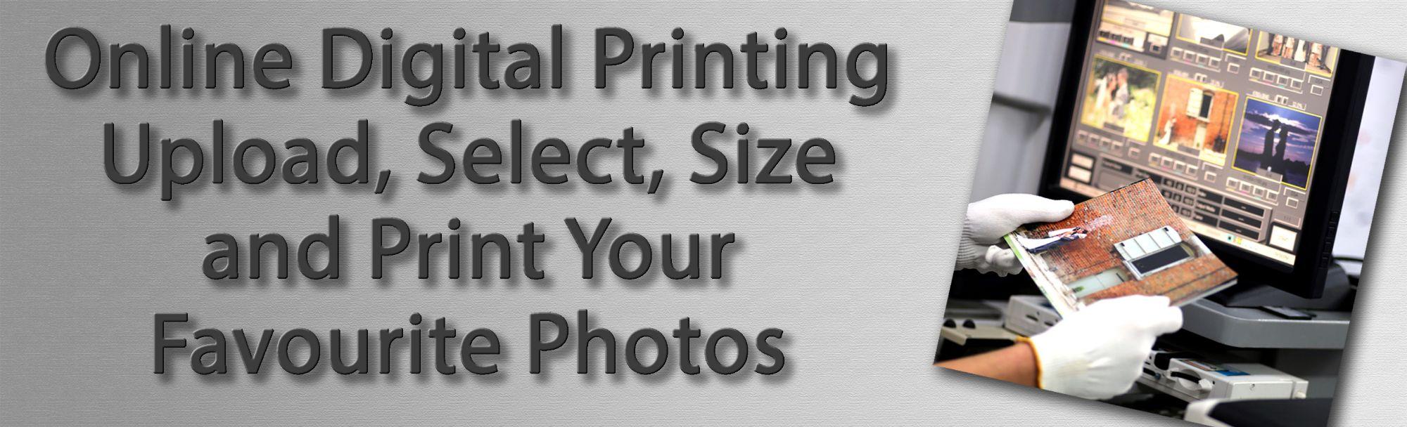 Online Digital Printing