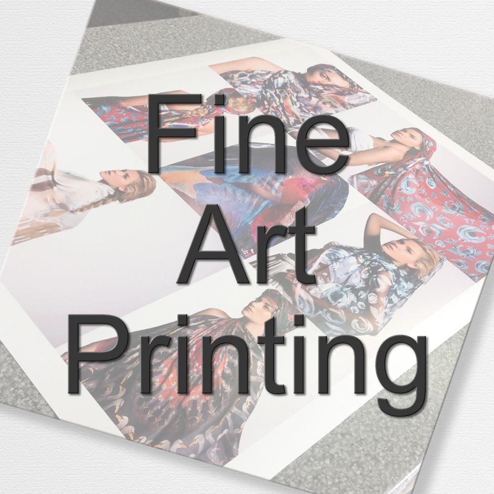 Fine Art Digital Printing