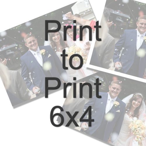 PRINT TO PRINT 6X4