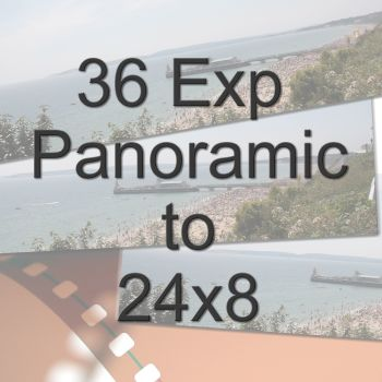 36 EXPOSURE TO 24X8""