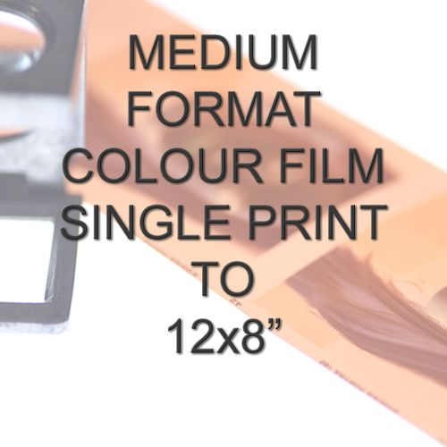120 COLOUR REPRINT TO 12x8