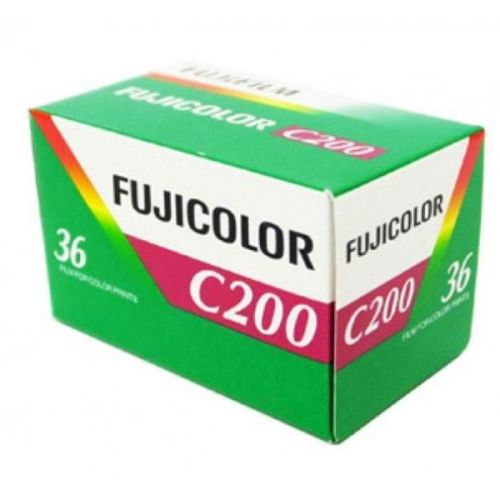 Fuji Colour C200 135-36