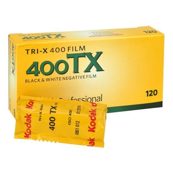 Kodak TRI-X 400 TXP120 Single Roll