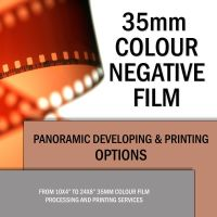 35mm PANORAMIC FILM PROCESSING & PRINTING