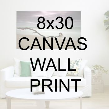 "8x30"" Canvas Wrapped Prints"