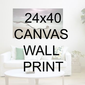 "24x40"" Canvas Wrapped Prints"