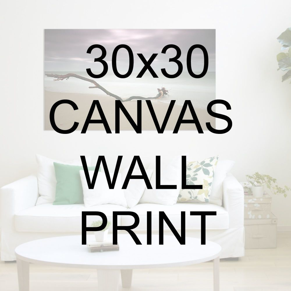 "30x30"" Canvas Wrapped Prints"