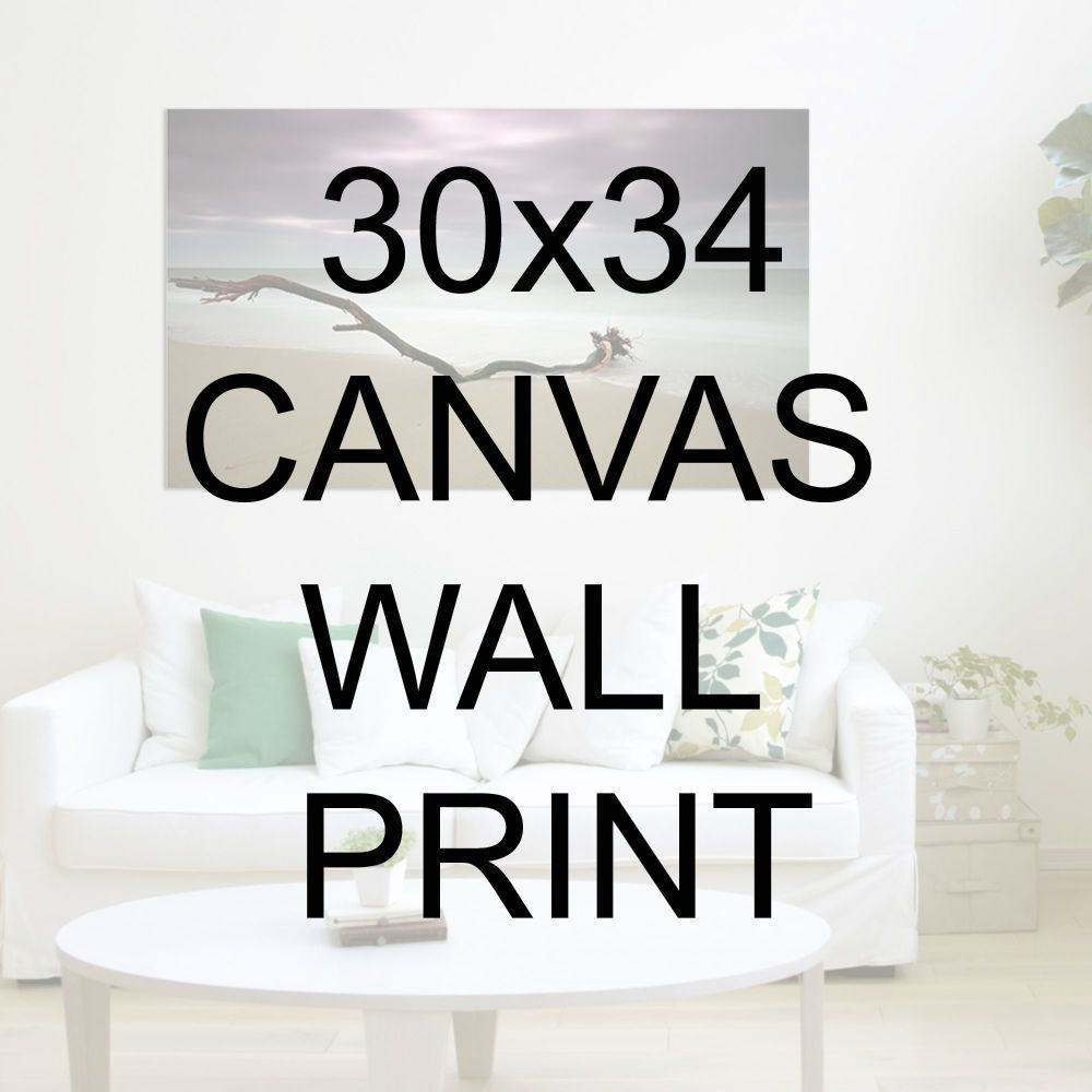 "30x34"" Canvas Wrapped Prints"