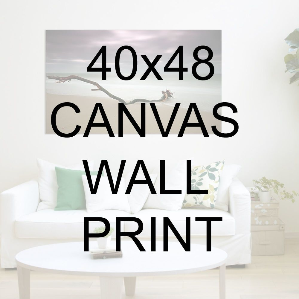 "40x48"" Canvas Wrapped Prints"