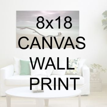 "8x18"" Canvas Wrapped Prints"