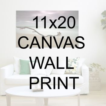 "11x20"" Canvas Wrapped Prints"