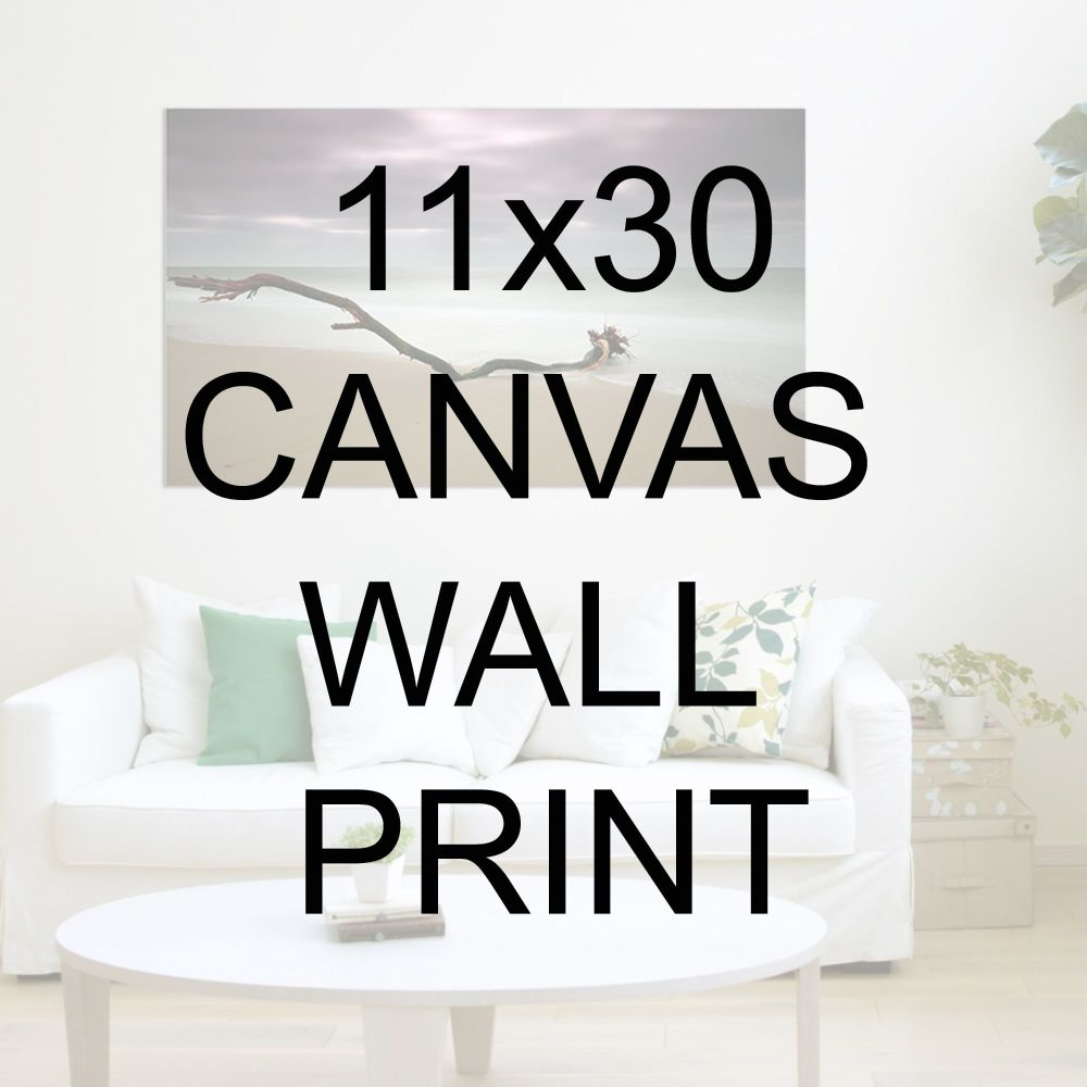 "11x30"" Canvas Wrapped Prints"