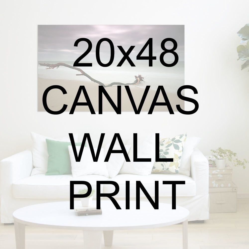 "20x48"" Canvas Wrapped Prints"