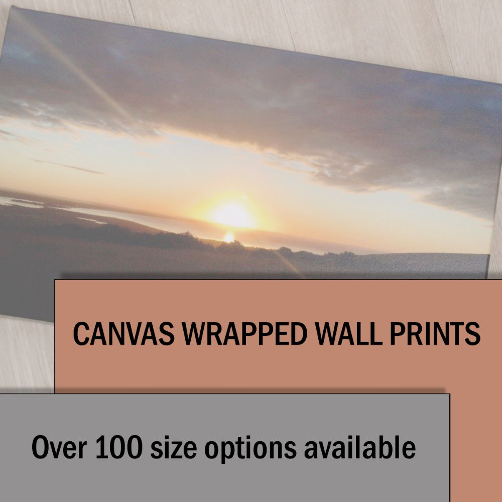 Canvas Wrapped Prints