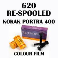 620 RE SPOOLED KODAK PORTRA 400 COLOUR
