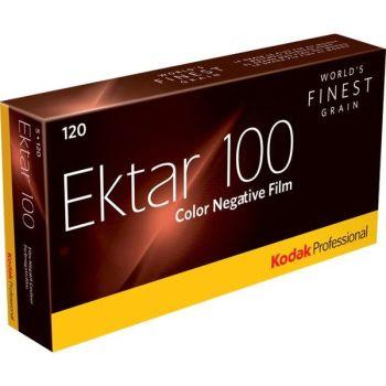 KODAK EKTAR 100 120 COLOUR FILM SINGLE ROLL