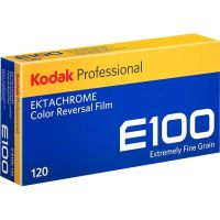 KODAK EKTACHROME 120 5 ROLL SLIDE FILM