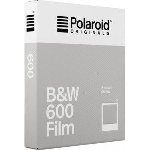 POLOROID 600 MONOCHROME FILM 8 SHEETS