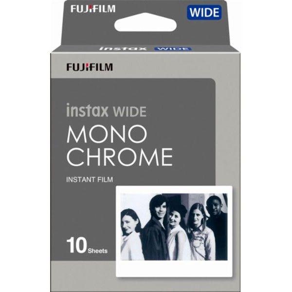 FUJI INSTAX WIDE 10 SHEETS MONOCHROME FILM