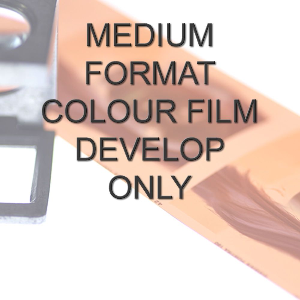 MEDIUM FORMAT COLOUR DEVELOP ONLY