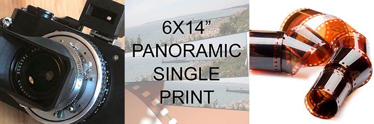 "6X14"" PANORAMIC PRINT"