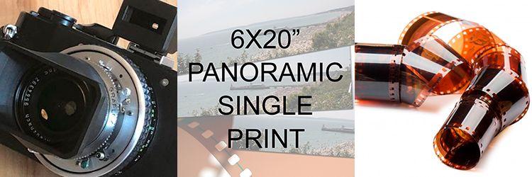 "6X20"" PANORAMIC PRINT"