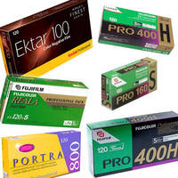 120 COLOUR ROLL FILM PROCESSING & ENLARGEMENTS
