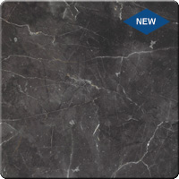 Showerwall SW036 Grigio Marble - 2.4mtr Square Edged Wall Panel