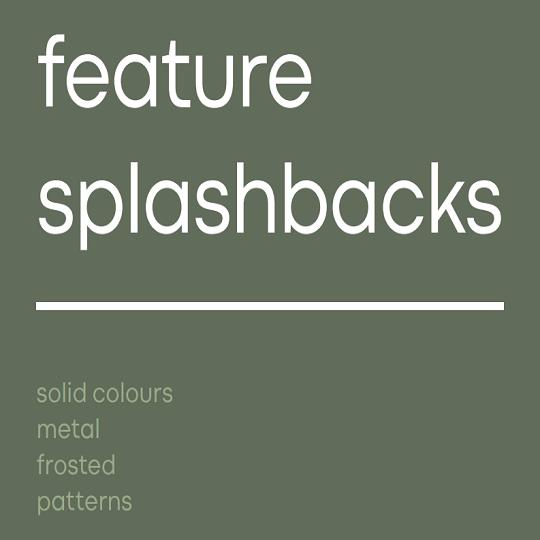 Axiom Feature Splashback Range