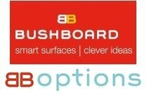 Bushboard Options Worktop Samples, Please Select Required Samples (MAX6)