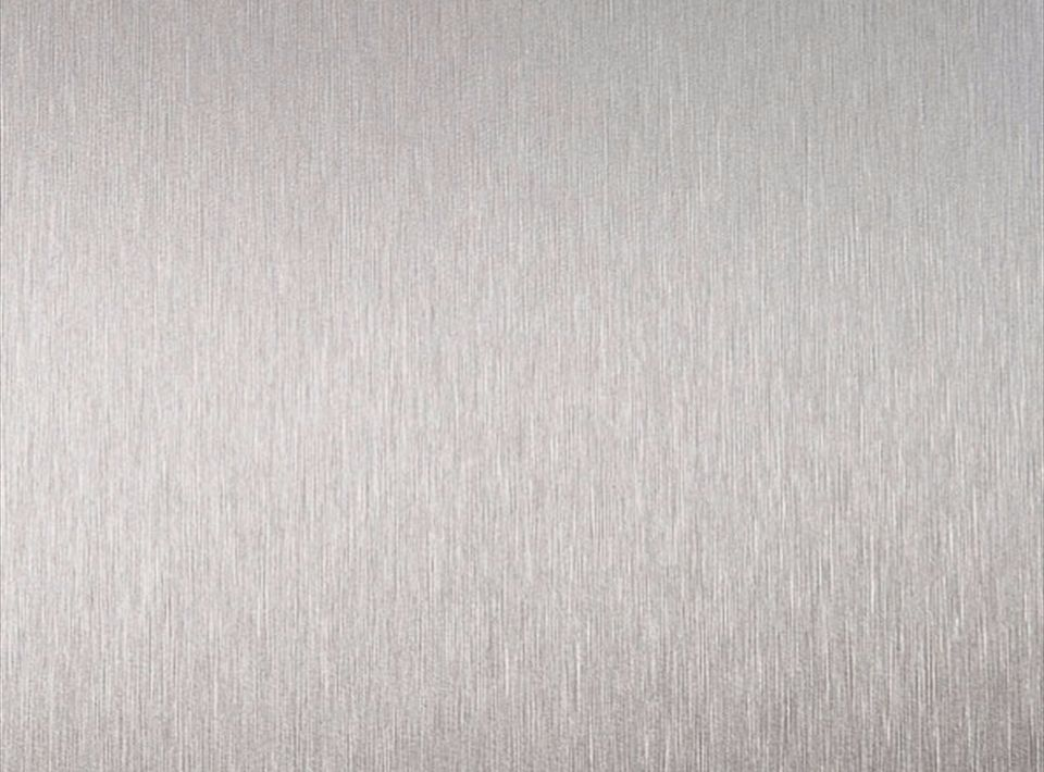 Brushed Aluminium Metal - Laminate (Splashbacks)