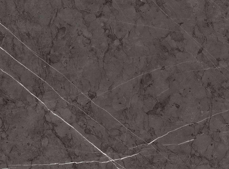 Bushboard Options Lightning Graphite 3mtr Kitchen Upstand