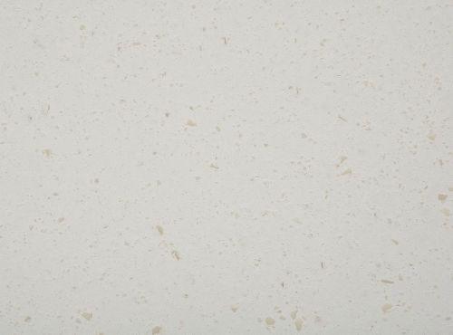 Bushboard Nuance White Shell - 2.4mtr Bathroom Worktop