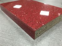 Bushboard Omega F072 Ruby Quartz- 4.1mtr 22mm Slimline Square Edged Worktop