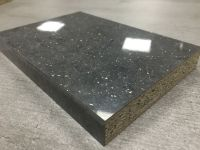 Bushboard Omega F085 Brasilia Quartz- 4.1mtr 22mm Slimline Square Edged Worktop