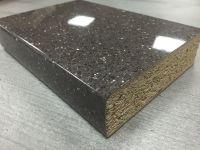 Bushboard Omega F071 Cinder Quartz- 3mtr Worktop