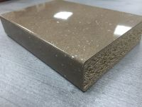 Bushboard Omega F076 Sandstone Quartz - 4.1mtr Breakfast Bar